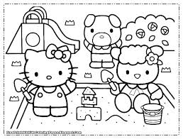 Coloring Pages For Teens Coloring Pages For Girls Free Hello Kitty