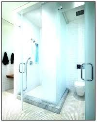 frosted glass shower door doors cleaner showers pictures