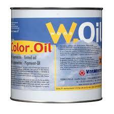 <b>Морилка</b> на масляной основе Vermeister Color Oil light walnut 1 л ...