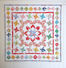 Mini Medallion Quilt Tutorial + Sew-Along | Sew Mama Sew & Medallion Quilts have always been a popular quilt design and in recent  years their popularity has increased. My mini medallion quilt is a great  scrap buster ... Adamdwight.com