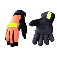 Youngstown Gloves Size Chart Youngstown Glove Company Safety Orange Waterproof Winter