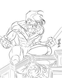lego nightwing free coloring pages on art coloring pages