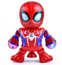 Spiderman Christmas Lights Zwfs Spiderman Marvel Complex Iron Man Toys For Kids