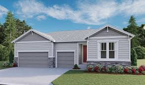 Powell Plan, Cliffrose at Homestead at Crystal Valley, Castle Rock, CO  80104 | Zillow