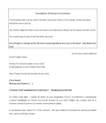 Letter To Terminate Contract With Supplier Cancellation Of Contract Template Caseyroberts Co
