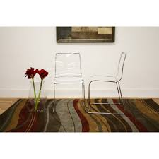 ... Large Size of Dining: Lino Transparent Clear Acrylic Dining  Chairimage41431575330 1200x1200 Acrylic Dining Chair 2017 ...