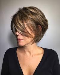 صور تسريحات للشعر القصير والخفيف تشكيلة حديثة لقصات الشعر