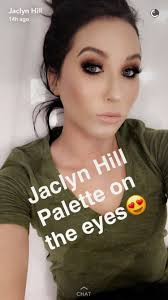 you makeup artist jaclyn hill just shared a sneak k of her latest palette collab with