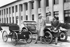 Bio of Henry Ford Of Ford Motor Co