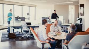 open office interior design. Open Office Meeting Interior Design