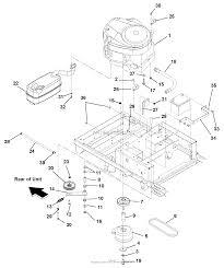 Gravely 915160 000101 009999 zt xl 42 22hp kawasaki 42\ deck engine exhaust belts and idlers diagram gif kawasaki atv wiring diagram wiring diagram 22