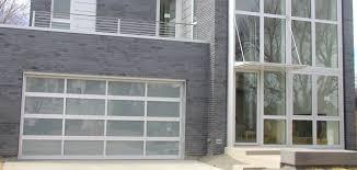 D  All Glass Garage Doors