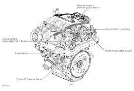 2003 oldsmobile alero engine diagram 1999 Oldsmobile Intrigue Engine Diagram 03 Oldsmobile Alero