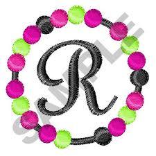 Letter R Designs Barca Fontanacountryinn Com