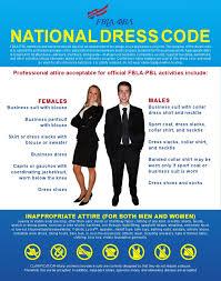 Dress Code Acs Fbla