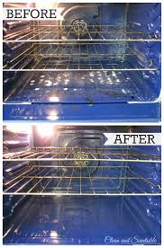 clean your oven in just a few minutes with no scrubbing using the power of steam