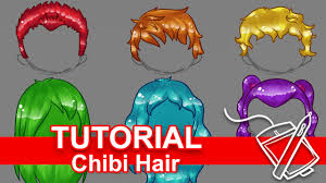 anime chibi drawing hair. Fine Anime On Anime Chibi Drawing Hair L