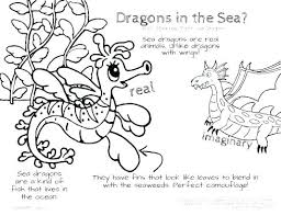 Dragon Coloring Pages Ideas Or For Kids Lego Ninjago Lloyd Sea The M