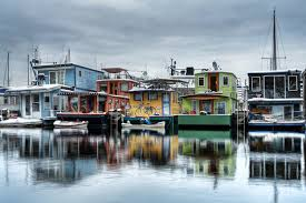 Houseboats In Seattle Living On Water Seattle Houseboats