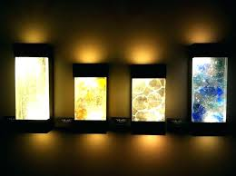 light up wall decor r wall lights sconces wall r glass wall r light up letters
