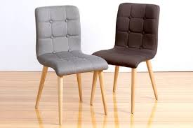 dining chairs perth wa. spencer classic studded fabric upholstered dining chair with turned timber leg chairs perth wa