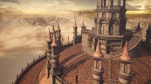 住みたくなるようなお城があるダークソウル