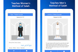 Step By Step Salat Mobile App An Easy Way To Learn Namaz