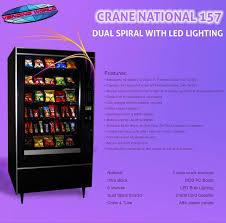 Do Vending Machines Take 5 Bills Awesome National Vendors Model 48 Snack Machine Vending World