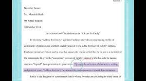 Intro Literary Analysis Essay How To Write A Literary Analysis