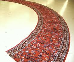 Hallway Carpet Runners by the Foot Ideas for Install Stair