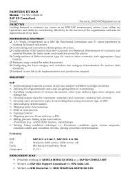 Sap Mm Resume Page New Picture Sap Mm Resume Pdf It Resume Objective