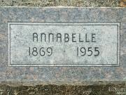 Annabelle Sutton 1869 - 1955 BillionGraves Record