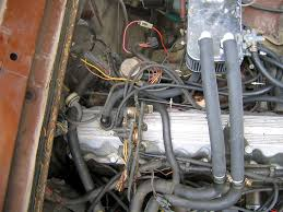 my 1987 jeep wrangler yj weber 34 dgec conversion more engine compartment shots