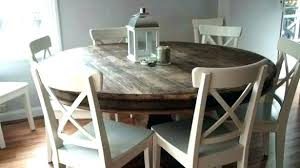 6 person dining table 6 person round dining table round kitchen table set for 6 round