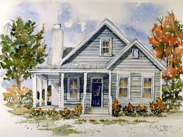 Small French Country Cottage House Plans Interior Design