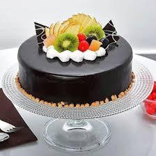 Chocolate Fruit Cake Online Cake Delivery Order Cake Online