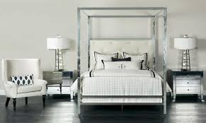Chrome Canopy Bed Frame With Lamp : Sourcelysis - How To Make A ...