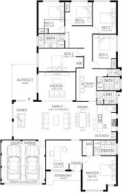 single y home designs single level display homes domain by plunkett