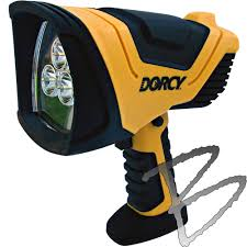 Dorcy Pro Series Ac Dc Rechargeable Portable Work Light Dorcy Led Rechargeable Cyber Spotlight 1000 Lumens