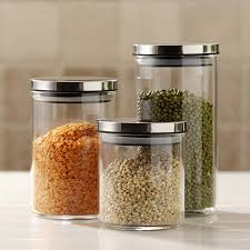 Farmhouse Kitchen Canisters Modern