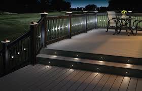 Flush Mount Deck Lights Solar Outdoor Patio Recessed Lighting Quotes Interior Design Ideas