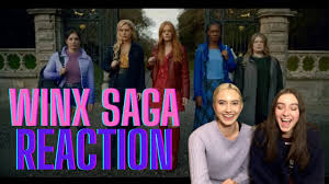 FATE: winx saga netflix teaser REACTION ...