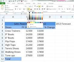 How To Forecast In Excel Forecast Excel Boerewenke Club