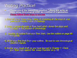 chronological order essay writing chronological order essay definition help essay chronological order process essays examples stonewall services