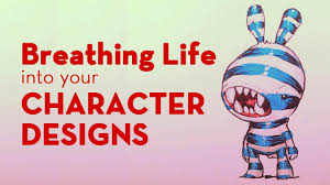 Design Your Character Breathing Life Into Your Character Designs School Of Visual Storytelling