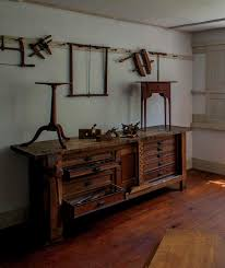 the shakers furniture. A Carpenter\u0027s Workbench, Tools, And Furniture, Displayed At The Dwelling House Shakers Furniture Y