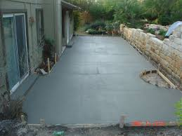 patio before patio addition patio installaion after install stamped and stained concrete in cement cost p