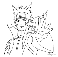 Print free naruto coloring pages for young and old. Naruto Coloring Pages Free Printable Sasuke Kakashi Akatsuki Coloring Pages For Kids Free Printable