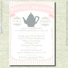 Tea Invitations Printable Victorian Tea Party Invitation Template Tea Party Invitation