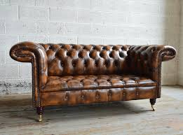 chesterfield sofa leather. Beautiful Sofa Handmade Deep Buttoned Antique Gold 1857 Leather Chesterfield Sofa Inside S